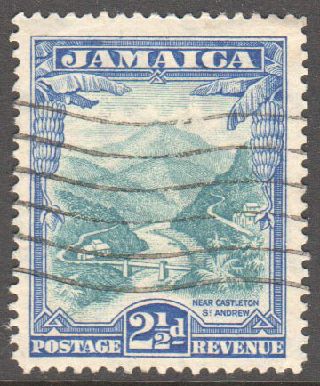 Jamaica Scott 107 Used